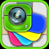 Photo Frame Editor – shake phone to collage your pictures & texts