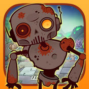 A Zombie Robot City Escape GRAND - The Haunted Apocalypse Battle Game