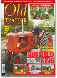 Old Tractor - The Vintage Agricultural Machinery Magazine agricultural