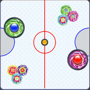 Candy Air Hockey