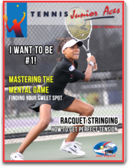 Tennis Junior Aces Mag