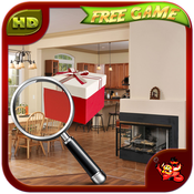 Big Home - Free Search & find concealed and hidden objects inside the home