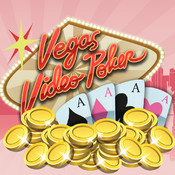 AAAA 4 Aces Poker - Las Vegas Video Poker Game