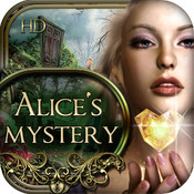 Alice's Secret Wonderland HD - hidden object puzzle game