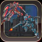Mech Conquest Battle Game - Mega Robot Force Games