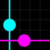 Dots Clash and Collide - Colored-Dots Link Classic and Touch Point Mayhem