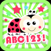 ABC&123 Write With Fruit&Vegetable