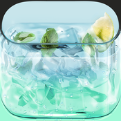Cocktail Beach - Serve Drinks at the Sea graphic