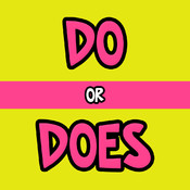 Do OR Does - Free, Fun and Addictive Game for Your Friends and Family (HD Version)