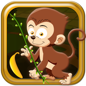 Bananas Island Monkey Run Pro platform