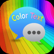 Color Text Messages Free - Send Color Text Messages with Emoji for sms, mms & iMessage