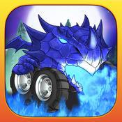 Fun Monster Truck Racing Game