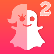 Ghost Lens 2-Scary Movie Maker,Clone Photo Video Editor Edit with Awesome Prank Sticker