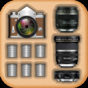 The camera app with the most film processes in the world