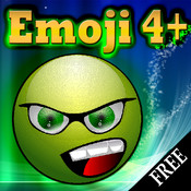 Emoji 4+ - Free Emoticons And Smileys for iPhone & iPod!