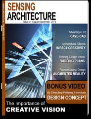 Sensing Architecture Magazine - Teaching the Architect to Improve Architectural Building Design