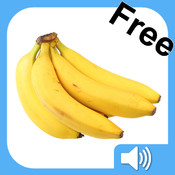 Baby Flashcards - Free: Vegetables & Fruits