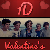 One Direction Valentine's Stories story valentine