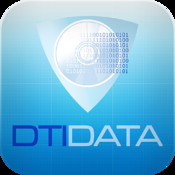 DTI Data image recovery program