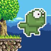 Falling Frog !