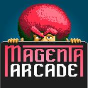 Magenta Arcade magenta rocky horror