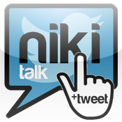 Niki Talk + Tweet