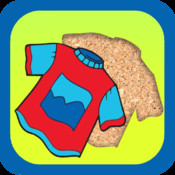 Clothing Cartoon Puzzle