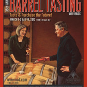Wine Road Barrel Tasting crate and barrel coupons