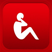 Ab Trainer : 100+ ab exercises and workouts, on-the-go, home, office, travel, personal trainer powered by Fitness Buddy trainer