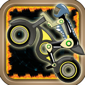 Alchemist Robo Rider - Cool arcade speed motorbike road racing