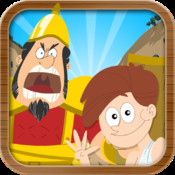 David & Goliath Bible Story with Built-in Games - Fun and Interactive in HD on the App Store on iTunes
