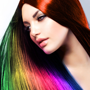 Hair Dye - Wig Color Changer, Splash Filters Effects Photo Editor
