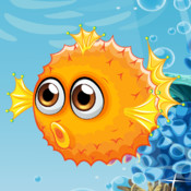 Kids Ocean Fish Card Match - Brain Improving Matching Game for kids and preschool toddlers - Free Trial