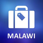 Malawi Offline Vector Map