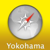 Yokohama Travel Map (Japan)