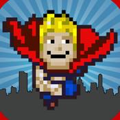 A Super Hero Rush - Hard Game