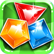 Jelly Jewel`s - diamond match-3 game and kids digger mania hd free