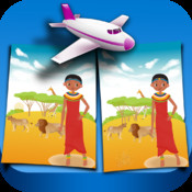 Spot The Difference: Traveling! - Freemium