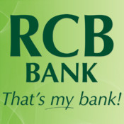 RCB Bank Mobile Banking App for iPad rcb mobile