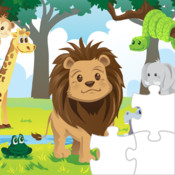 Animal Puzzles for Kids - Fun Learning Puzzle for Kids kids online puzzles