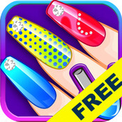 Nail DIY -Cute Game For Girls