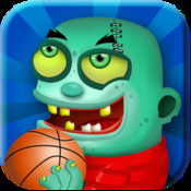 Ace Zombie Street Basketball Jam - Real Basketball Games for Kids Free