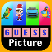 Guess Picture words Game : One Pic 1 Word Letters Dictator Puzzle with Friends
