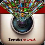 Instapload - multiple account, upload, download for Instagram photos track multiple instagram