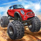 Monster Truck 4x4 Hill Racing