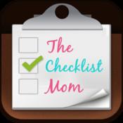 Checklist Mom - Family Calendar Planner and To Do Check List Templates