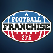 Football Franchise 2014- National Football League Players Association Fantasy Football by From the Bench Games football