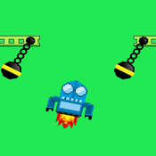 Swing That Robot - New Addictive Game