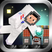 Blockhead Space Blitz with Minecraft Skin Exporter (PC Edition)