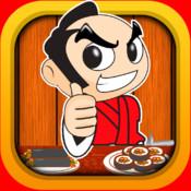 Sushi Samurai Ninja Chef - Extreme Cutting Game-Blast camedia master 2 0